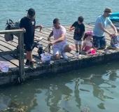 kids-crabbing