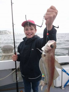 Half day fishing family fishing trips.