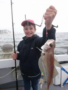 Half day fishing family fishing trips.